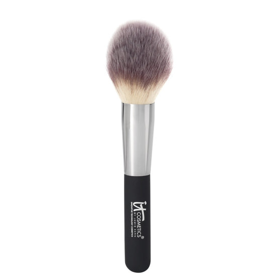 IT Cosmetics  Heavenly Luxe Wand Ball Powder #8 product smear.
