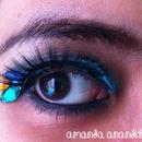 Rhinestones Eyes