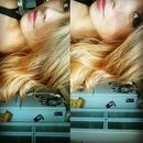 blonde (: