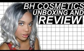 BH COSMETICS UNBOXING & REVIEW