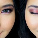 Cranberry Festive Eyes