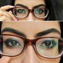 Smokey Eyes for Glasses