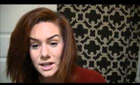 How I Blow Dry My Hair For Volume | AlyssaRHood
