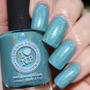 Swatch and review of ILNP Music Box on the blog today: http://www.thepolishedmommy.com/2014/04/ilnp-music-box.html