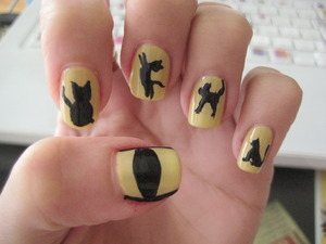 friday the 13th nails!