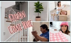 Showing My Parents our New HOME + Updates! Ep.4