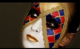 Masquerade Mask Tutorial