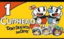 Cuphead - Ep. 1 - Let The Rage Quitting Begin [Livestream UNCENSORED]