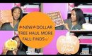 🍁NEW🍁 DOLLAR TREE HAUL MORE FALL STUFF