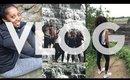 Follow Me Around: Blind Girl Hiking in Hamilton | Summer Vlog 2017 ◌ alishainc
