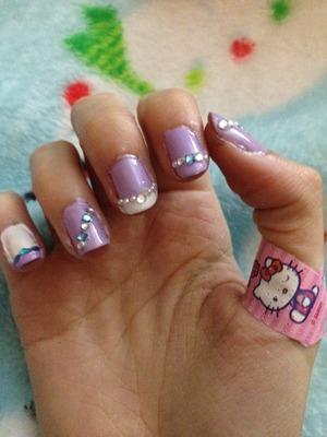decora pastel nail