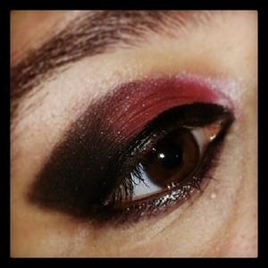 eyeshadow from Duda Molinos, clow