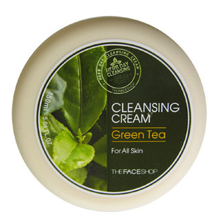The Face Shop Herb Day Cleansing Cream - Green Tea