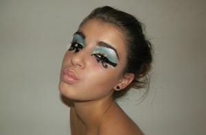 Just being cleopatra :p