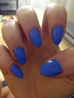 New nail lacquer from Lancome summer aquatic collection, its truly amazing!!