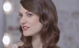 How To: Glamorous Waves