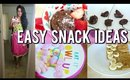 Easy Snack/Dessert Ideas   Weight watchers SmartPoints