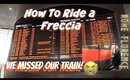 TRAVEL DIARIES   RIDING A FRECCIA   SOMEONE TOOK OUR SEATS