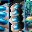 Wet n Wild Wild Shine #435D Bijou Blue