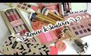 TARTE HOLIDAY COLLECTION 2015 | REVIEW + SWATCHES