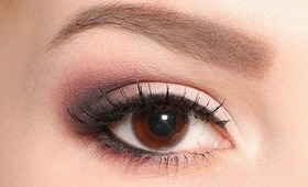 Soft Smokey Eyes Tutorial