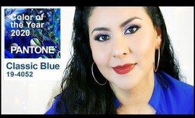 COLOR DEL AÑO PANTONE 2020 Classic Blue AnabellAnnaGrey