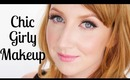 ULTIMATE GIRLY MAKEUP - A Chic And Sexy Makeup Tutorial