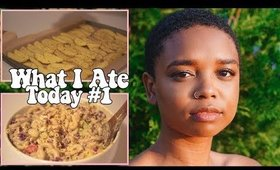 WHAT I EAT IN A DAY #1   Vegan