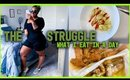 WHAT I EAT IN A DAY | LOW CARB | STRUGGLE of being PLUS SIZE and HEALTHY