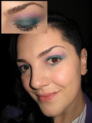 Love, love, love for Essence Pigments, Elf creamshadow & Sleek ultramatte palettes!!! <3