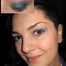 Saturday makeup ^_^