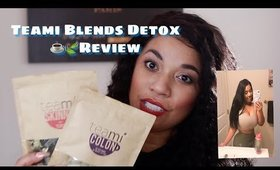 I lost 6 pounds with Teami Blends Detox last month
