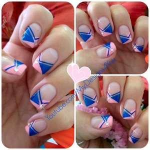 https://www.youtube.com/watch?v=hKIpF1FImEI Pantone, Colors of the Year 2016 Inspired Nail Art #mydesigns4you #pantone #nails #nailart #pinkandbluenails #pantonenails #coloroftheyear