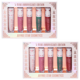 5 Year Anniversary Velour Liquid Lipstick Bundle (Buy One, Get One)