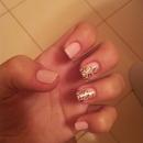 Leopard nails!