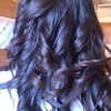Classic Curled Hair