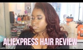 Aliexpress Starstyle And Spring Queen Hair Review | Lovebeautista | 2016