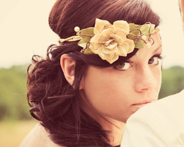 Pretty Hair Accessories for Autumn
