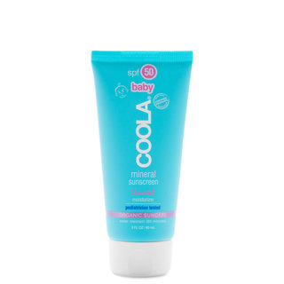 COOLA Mineral Baby Sunscreen Moisturizer SPF 50