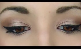 Metallic Love Affair-Rose Gold Eyes Tutorial