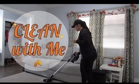 🍁FALL CLEAN WITH ME 2018 | Real Life | Speed Cleaning Motivation