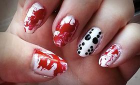 15 Halloween Nail Art Looks