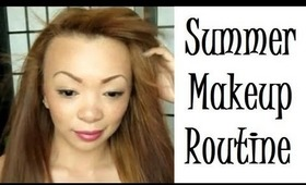 Summer Foundation/Makeup Routine