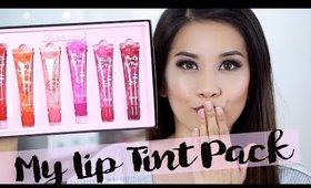 My Lip Tint Pack by Berrisom | Review, Demo, & Giveaway !