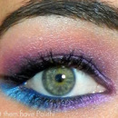 Pink/ Purple/ Blue