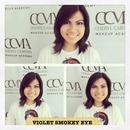Violet Smoky Eye