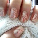 Water Marbling - Pink :3