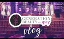Gen Beauty LA 2017 Vlog (Creator Day, Cocktail Party, Goodie Bag) | OliviaMakeupChannel