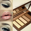 Urban Decay Naked Basics Makeup Tutorial