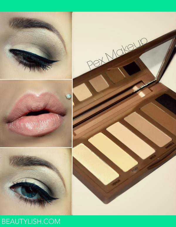 Urban Decay Naked Basics Makeup Tutorial Chiara P S
